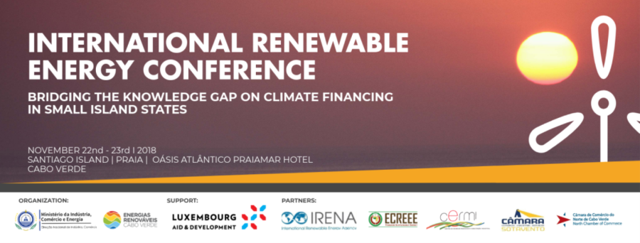 International Renewable Energy Conference Cabo Verde
